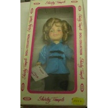 Shirley Temple Stowaway Ideal 7 1/2 Inch Doll ドール 人形 フィギュア