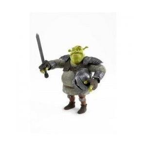 Shrek 3 Sir Shrek The Brave (銀 Variant) アクションフィギュア 131002fnp
