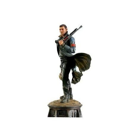 Sideshow (サイドショー) Terminator (ターミネーター) Salvation Marcus Wright Statue Exclusive Editi