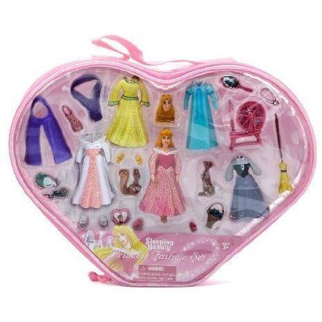 Sleeping Beauty - Disney's (ディズニー) Princess Fashion Set フィギュアs (Disney (ディズニー) Them