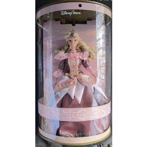 Sleeping Beauty Doll: Aurora, Disney (ディズニー)Princess in Light-up Display Case ドール 人形 フ