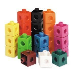 Snap Cubes Set Of 100 ブロック おもちゃ