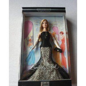 Society Girl Barbie(バービー) ドール 人形 フィギュア