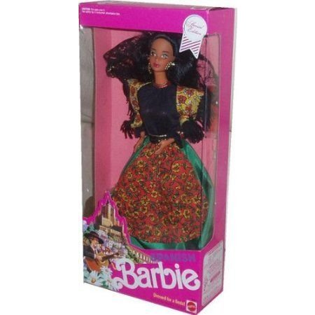 Special Edition Barbie(バービー) 1991 Dolls of the World 12 Inch Doll Collection - Spanish Barbie(