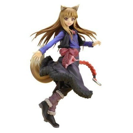 Spice and Wolf : Holo 1/8 Scale PVC フィギュア 人形 By Good Smile Company GSC フィギュア おもちゃ