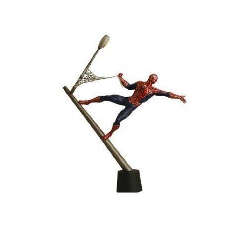 Spider-Man (スパイダーマン) 3: Movie Spider-Man (スパイダーマン) Statue フィギュア おもちゃ 人形