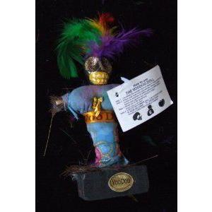 Standing Voodoo Doll VD-03 Good Luck Power Money Health PROSPER Revenge ドール 人形 フィギュア