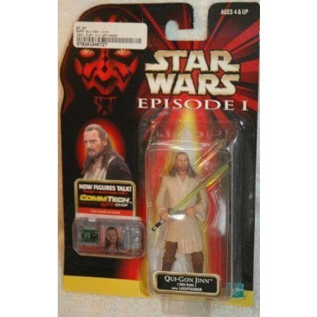 Star Wars (スターウォーズ) - Qui Gon Ginn (No Cloak) フィギュア おもちゃ 人形