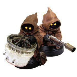 Star Wars (スターウォーズ) : Jawas Mini-Bust フィギュア おもちゃ 人形