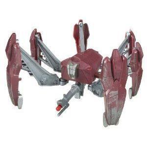 Star Wars (スターウォーズ) Deluxe フィギュア & Vehicle - CRAB DROID