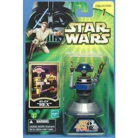Star Wars (スターウォーズ) Disney (ディズニー) Star Tours RX-24 Rex アクションフィギュア