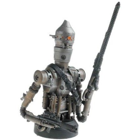 Star Wars (スターウォーズ) Gentle Giant Collectible Mini-Bust IG-88 フィギュア おもちゃ 人形