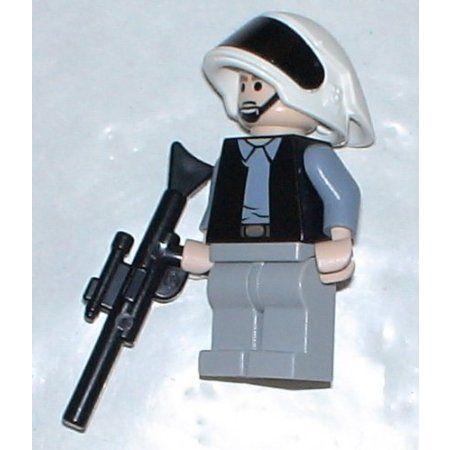 Star Wars (スターウォーズ) Lego (レゴ) Minifig (Loose) : Rebel Trooper w/ Rifle ブロック おもちゃ