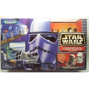 Star Wars (スターウォーズ) MicroMachines Stormtrooper Death Star Transforming Action Set
