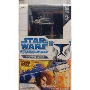 Star Wars (スターウォーズ) Pocket Model Tcg 2-player Starter