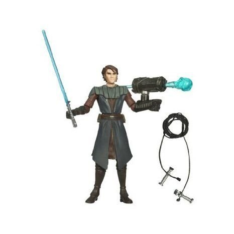Star Wars (スターウォーズ) The Clone Wars Anakin Skywalker 1st Day of Issue フィギュア