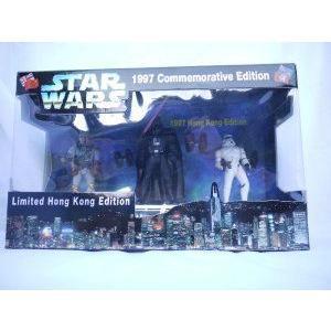 Star Wars (スターウォーズ) Villians Set - Limited Hong Kong Edition