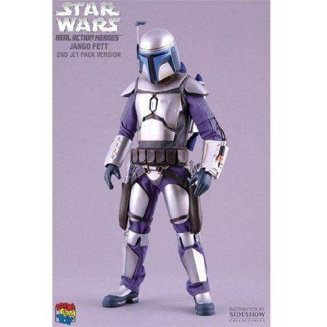 STAR WARS 12 JANGO FETT REAL ACTION HERO BY MEDICOM フィギュア おもちゃ 人形
