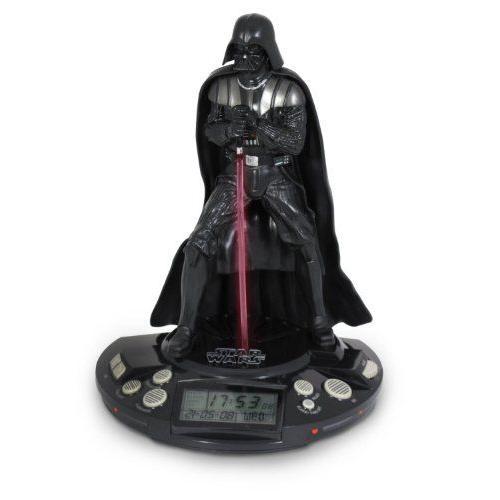 Star Wars スターウォーズ Darth Vader Alarm Clock フィギュア ダイキャスト 人形