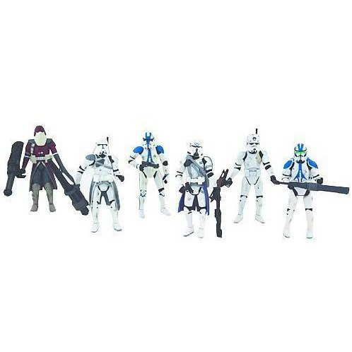 Star Wars: Battlefront II - Clone Pack フィギュア 人形 おもちゃ