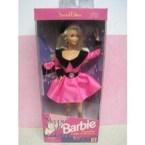 Steppin Out Barbie(バービー) ドール 人形 フィギュア