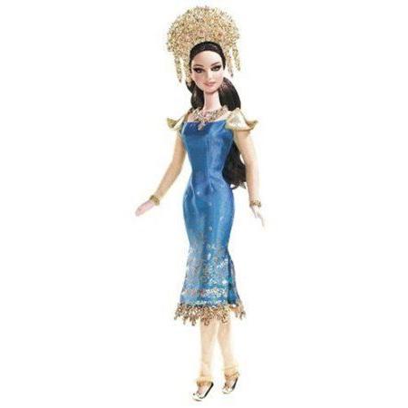 Sumatra Indonesia Barbie(バービー) Doll ドール 人形 フィギュア
