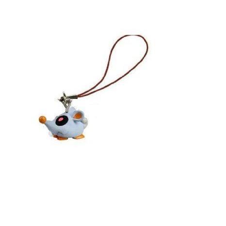 Super Mario (スーパーマリオ) Bros Wii Enemy Mascots Series Little Mouse ~1 Mini フィギュア Charm