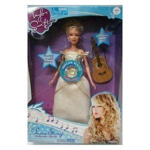 Taylor Swift Love Story Performance Singing Doll ドール 人形 フィギュア