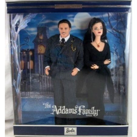 The Addams Family Giftset ドール 人形 フィギュア