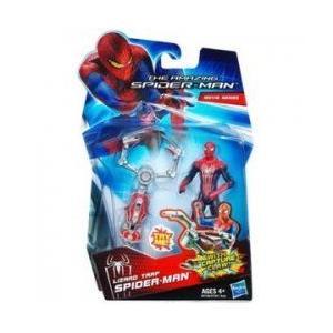 The Amazing スパイダーマン Lizard Trap スパイダーマン 3.75 inch アクションフィギュア 131002fnp