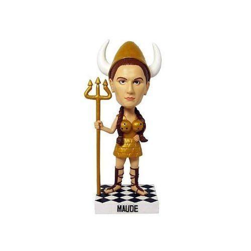 The Big Lebowski Maude Bobblehead - Bowling Viking フィギュア ダイキャスト 人形