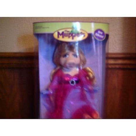 The Muppets Miss Piggy Porcelain Doll ドール 人形 フィギュア