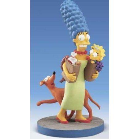The Simpsons (シンプソンズ) : Happy Homer-Maker Statue フィギュア おもちゃ 人形