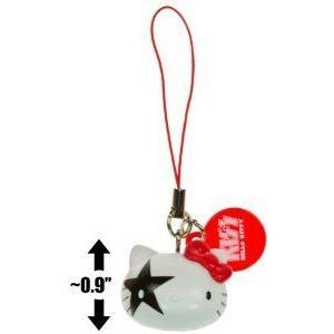 The Starchild Head ~0.9 KISS x Hello Kitty(ハローキティ) Mini-Figure Dangler Series フィギュア お