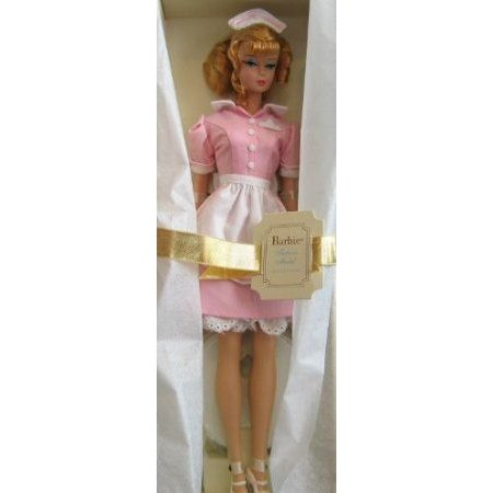 THE WAITRESS Barbie(バービー) Doll ゴールド Label SILKSTONE Fashion Model Collection (2005 Robert Best