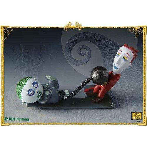 Tim Burton's The Nightmare Before Christmas ナイトメア・ビフォア・クリスマス Trading Figure Series