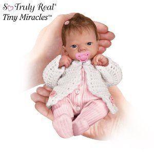 Tiny Miracles Linda Webb Celebration Of Life Emmy Realistic Baby Doll: So Truly Real by Ashton Dra