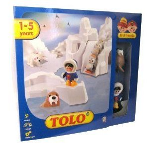 Tolo First Friends Polar Iceberg Set
