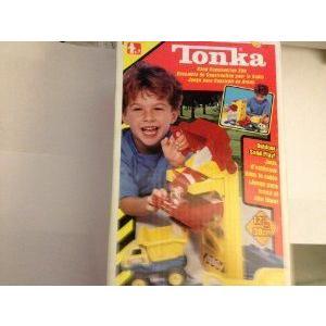 Tonka (トンカ) Sand Construction Site ミニカー ミニチュア 模型 プレイセット自動車 ダイキャスト