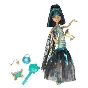 Toy / Game Famous Monster High (モンスターハイ) Ghouls Rule Cleo De Nile Doll With Fangtastic Kill