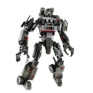 Toy / Game Ultimate Four Poseable Kre-O Transformers (トランスフォーマー) Mini フィギュア 人形 - M