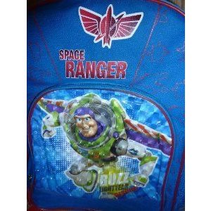 Toy Story 3 (トイストーリー3) Buzz Lightyear Role Play Backpack Full Size