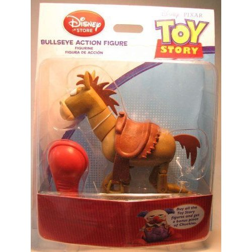 Toy Story Bullseye Action Figure with Build Chuckles Part フィギュア ダイキャスト 人形