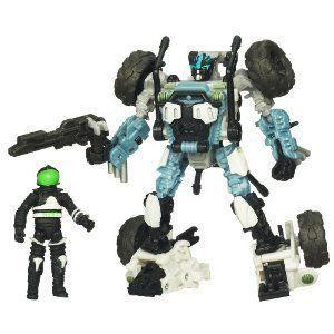Transformers (トランスフォーマー) 3: Dark of the Moon Human Alliance Basic アクションフィギュア 人