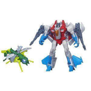 Transformers (トランスフォーマー) Generations Legends Class Starscream and Waspinator フィギュア
