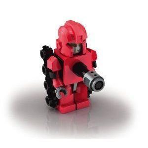 Transformers (トランスフォーマー) Kre-O WARPATH Micro Changer ブロック おもちゃ