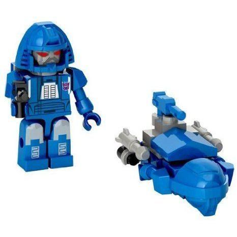 Transformers (トランスフォーマー) Kreon Micro-changers Series 2 Kre-o SCOURGE ブロック おもちゃ