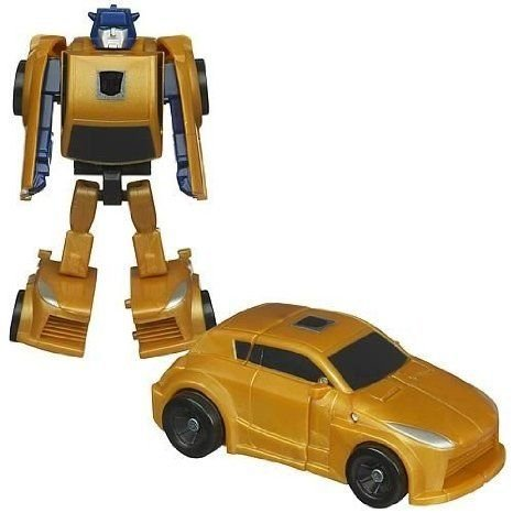 Transformers (トランスフォーマー) Legends Class ゴールド Bumblebee - Reveal the Shield