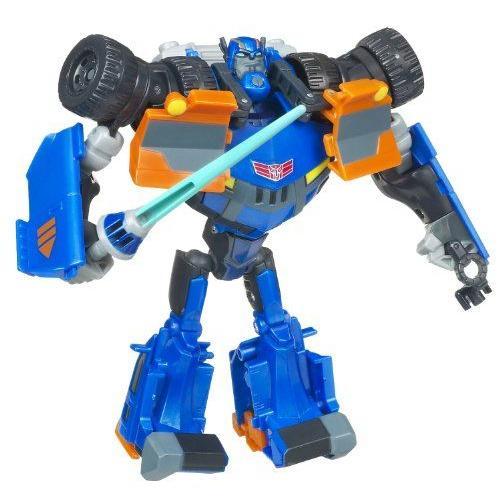 Transformers トランスフォーマー Animated Deluxe Sentinel Prime アクションフィギュア 人形 おもちゃ