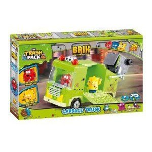 TRASH PACK /6242/ Garbage Truck 274 building bricks by COBI ブロック おもちゃ
